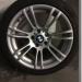 4 Stck. BMW Leichtmetallfelgen 8J17EH2  mit Michelin M+S REIFEN   235/55/17  99H