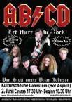 AC/DC - AB/CD tribute Show - Bergfest