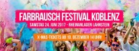 Farbrausch Festival Koblenz 2017