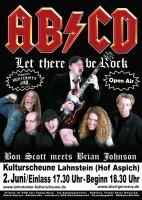"""AC/DC - AB/CD tribute Show - Bergfest """"Open Air"""""""