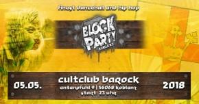BlockPartyKoblenz - finest Dancehall & HipHop Music Vol. 12