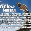 Rückkehr nach Rock'n'Heim