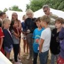 Bürgermeisterin besucht Ferien-Angebote für Kinder