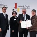 OB erhält Förderurkunde für die Großfestung Koblenz – Freiraumgestaltung und Öffnung der Festungsanlagen – Bauministerin Hendricks startet neue Förderrunde