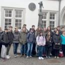 Schülergruppe aus der Partnerstadt Novara zu Besuch in Koblenz