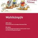 Broschüre zu 100 Jahre Frauenwahlrecht im heutigen Rheinland-Pfalz und zu 30 Jahren LAG erschienen