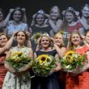 Kathrin Hegner trägt die Mosel-Krone